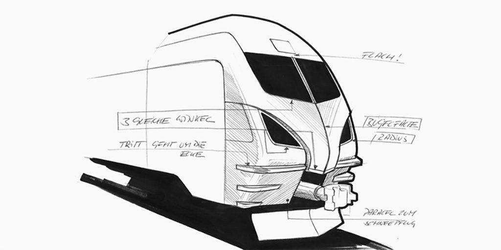 AMTRAK | ACS-64 | Lokomotive | erste Idee | 2010