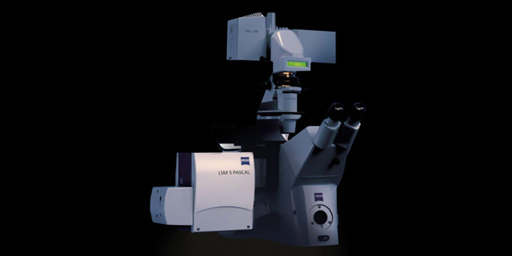 ZEISS | LSM Pascal | Laser Scanning Mikroskop | 1995