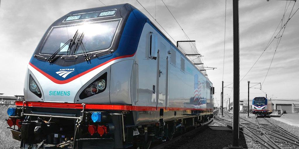AMTRAK | ACS-64 | Lokomotive | 2010