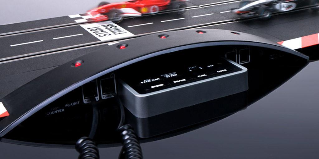 CARRERA | Digital 124/132 | Autorennbahn | Anschlussschiene | 2009