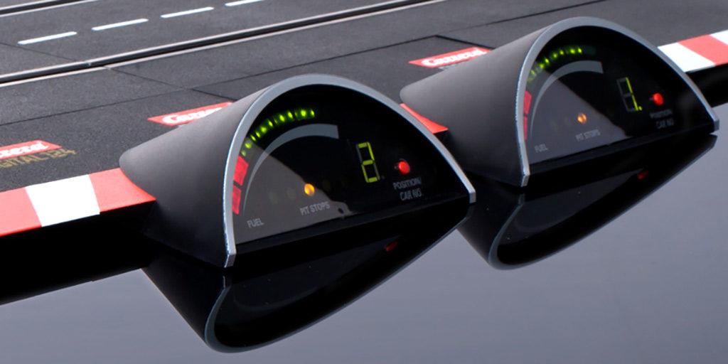 CARRERA | Digital 124/132 | Autorennbahn | Drehzahlmesser | 2009