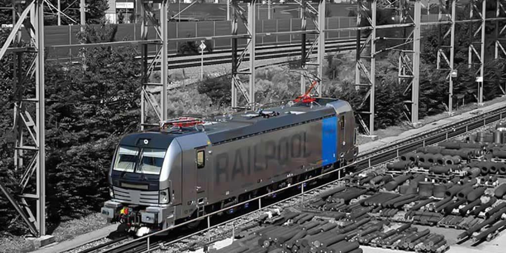 SIEMENS | Vectron | Lokomotive | 2011