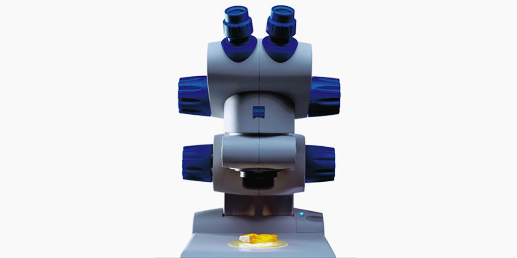 ZEISS | Stemi DV4 | Stereomikroskop | 1995